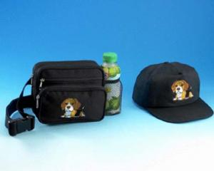 Cap & Waist Bag Set